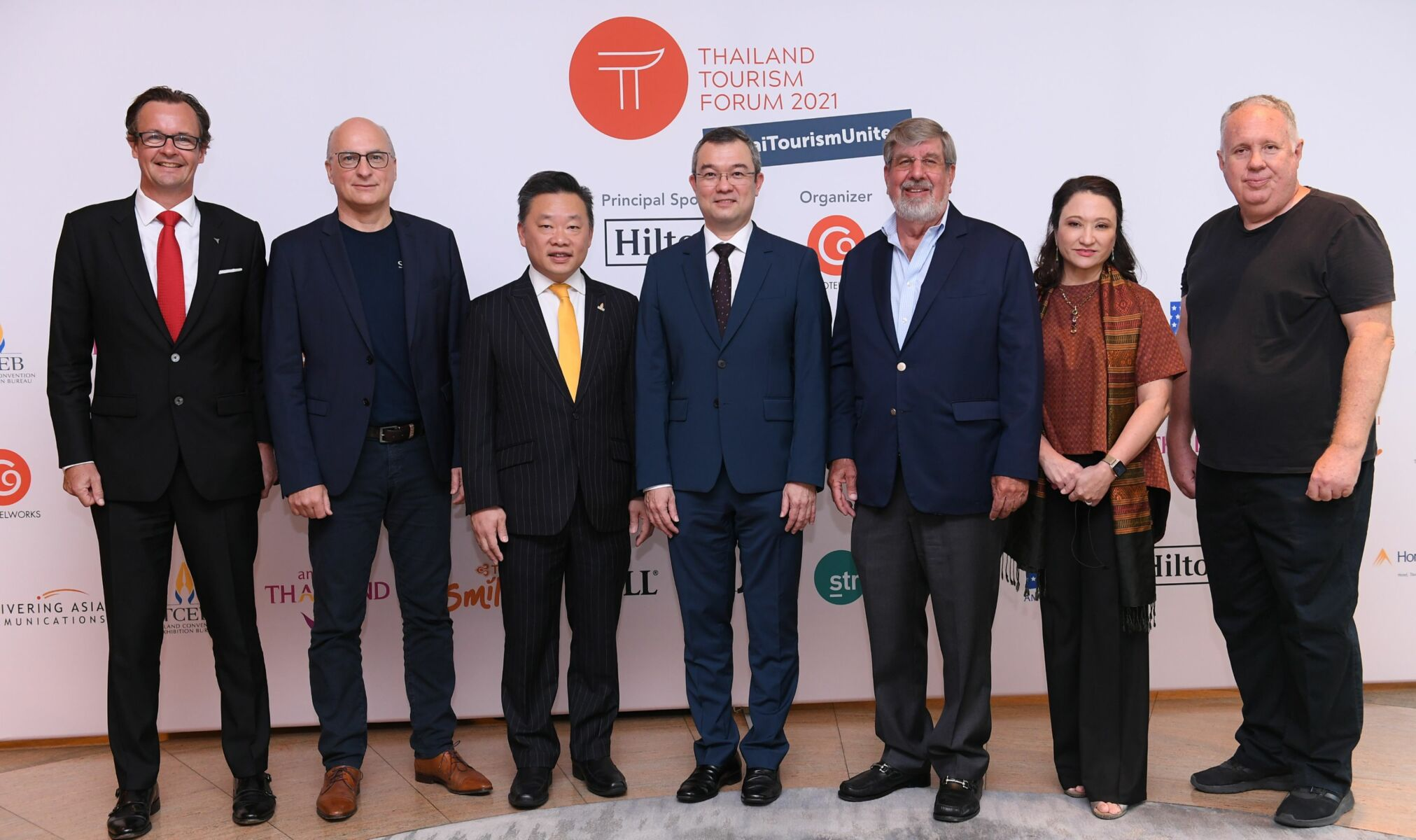 Thailand tourism leaders come together to discuss the industry's future | Thaiger