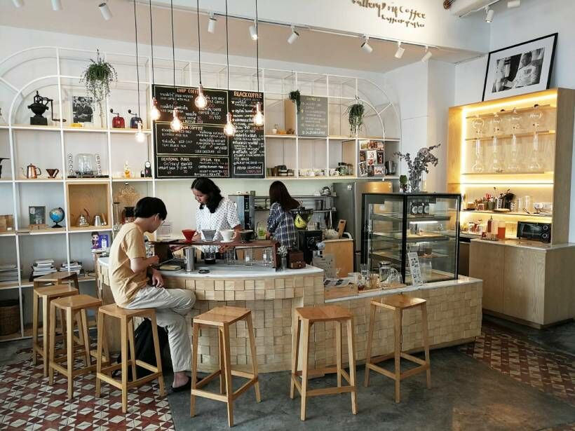 Top 8 Local Coffee Shops in Bangkok | News by Thaiger