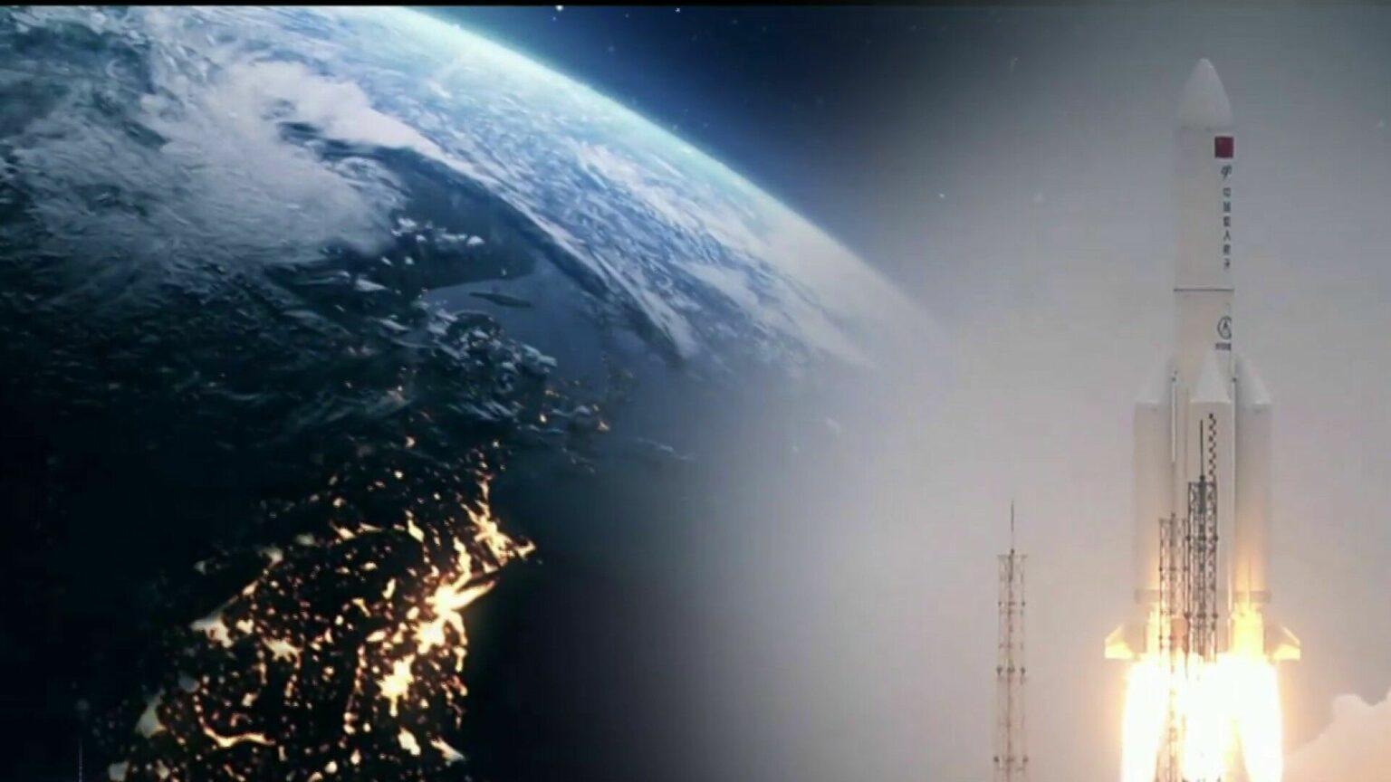 UPDATE: Chinese rocket debris is plummeting into the Indian Ocean