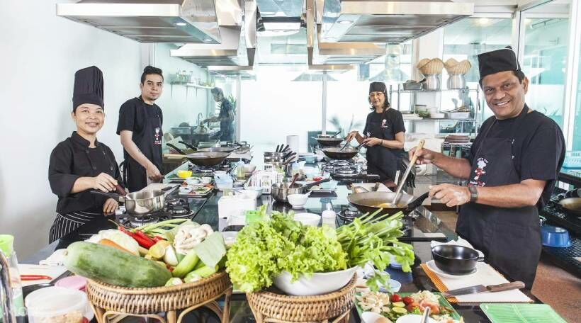 Top 5 Cooking Schools in Thailand   News by Thaiger