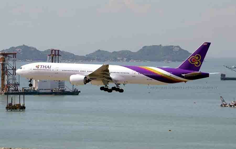 No government help for Thai Airways