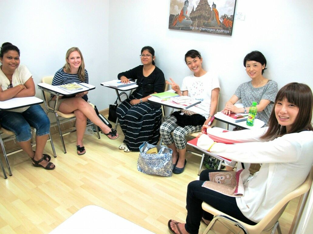 Thai Class in Duke Language School