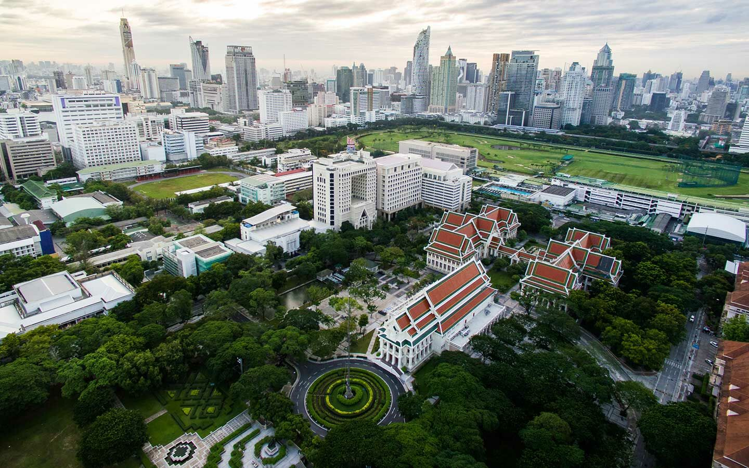 Chulalongkorn University - International Universities in Thailand.