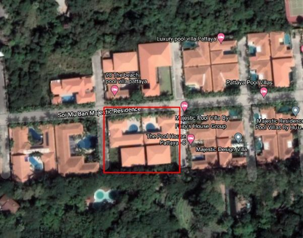 Brand new villas set to be demolished and replaced by identical ones | News by Thaiger