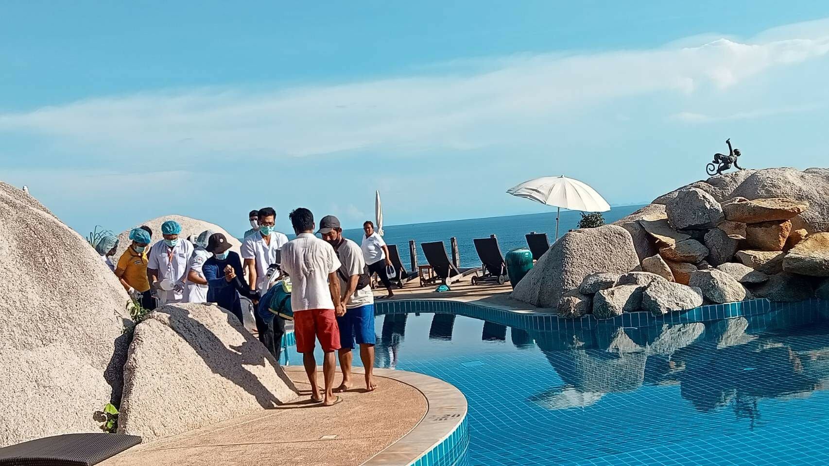UPDATE: Billionaire couple found dead at bottom of Koh Tao resort pool | News by Thaiger