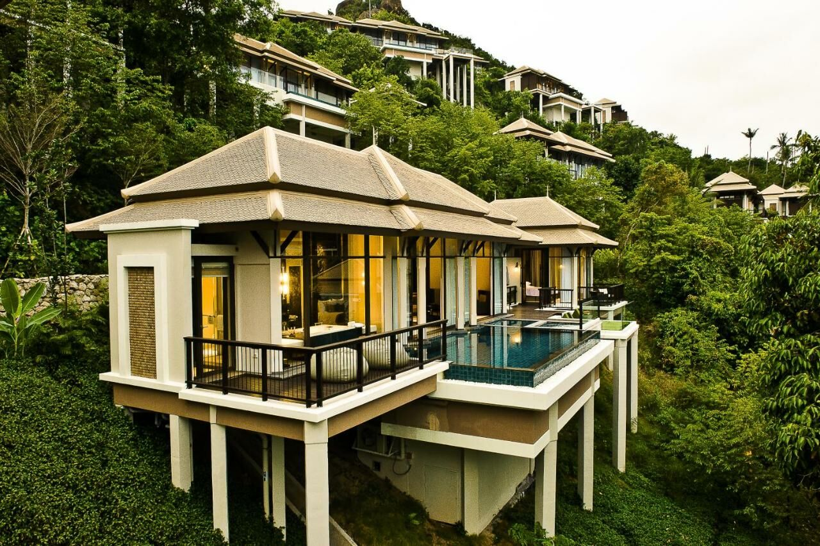 Banyan Tree Samui - Family Ocean Pool Villa - Best Beach Hotels in Thailand