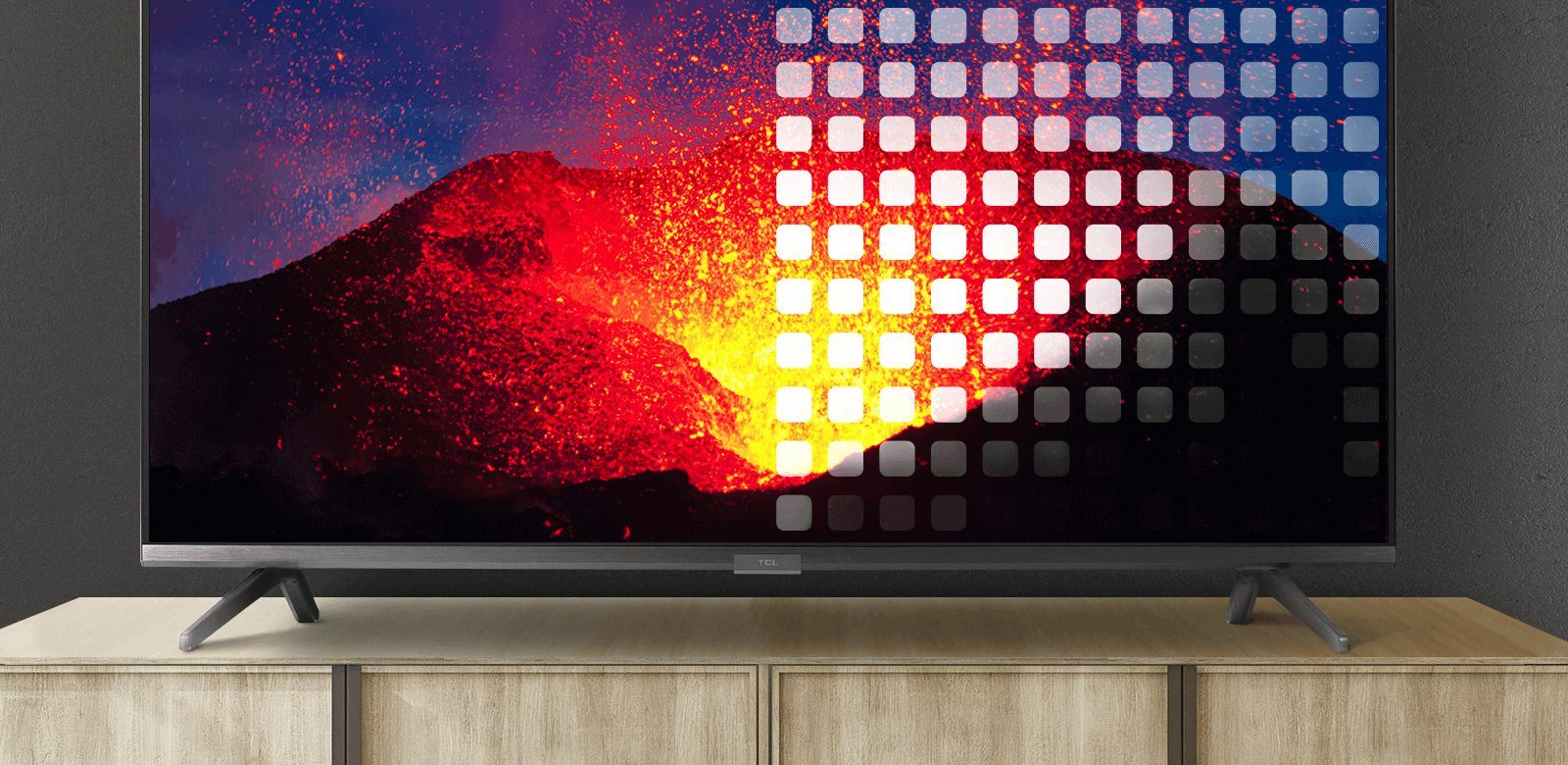 TCL 6-Series Contrast Controlled CCZ