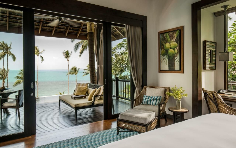 Four Seasons Resort Koh Samui - Beach Front Pool Villa - Best Beach Hotel in Thailand