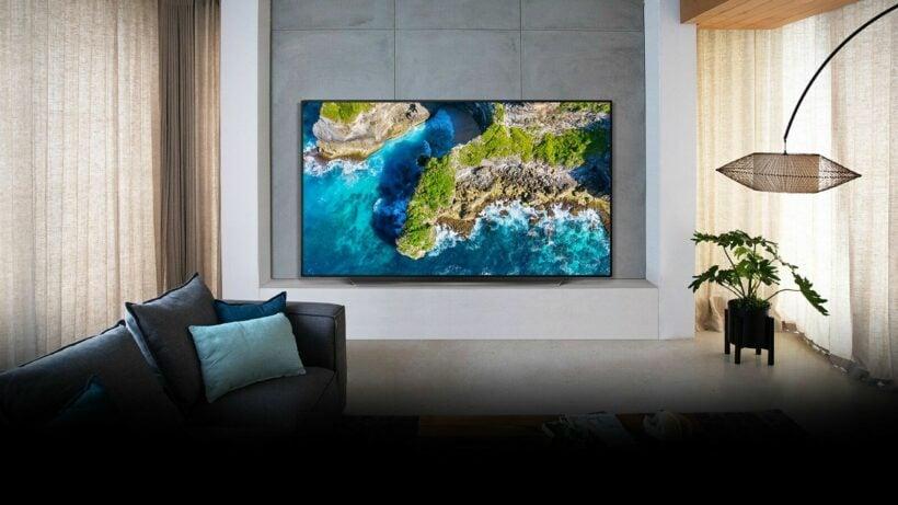 LG CX OLED TV