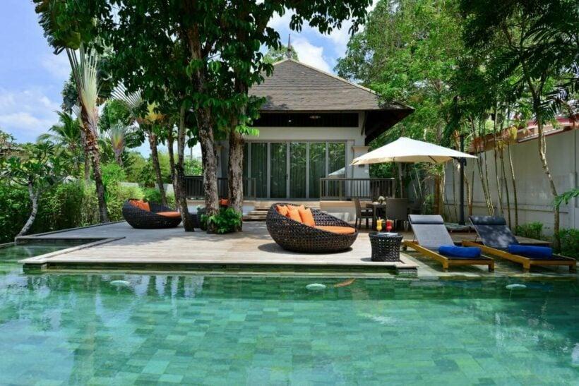 Layana Resort and Spa - La Maison Villa. Best beach hotels in Thailand