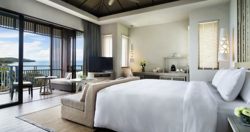 Pullman Phuket Arcadia Naithon Beach - Grand Deluxe Room with Ocean View