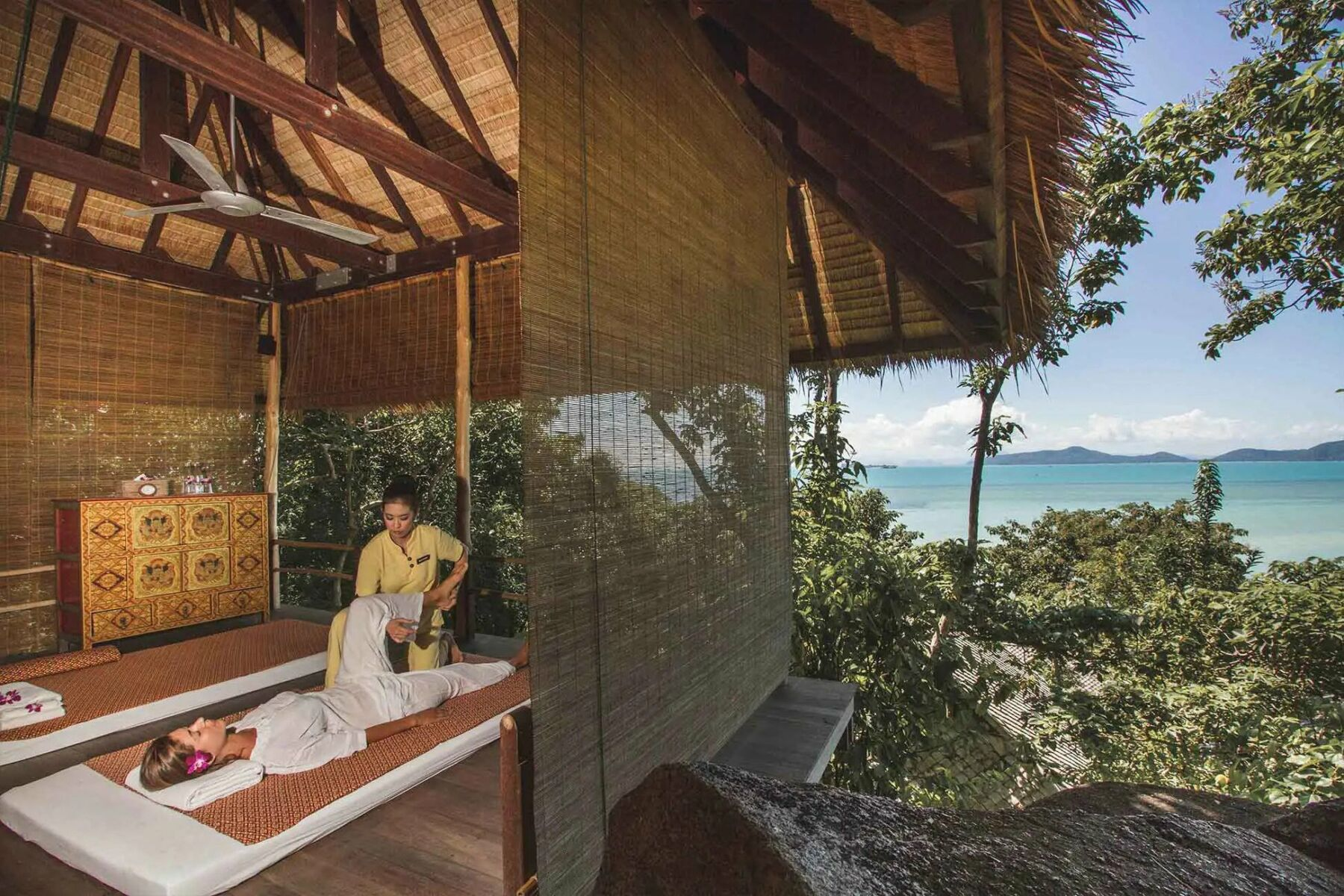 The Kamalaya - One of the best meditation centers and retreats in Thailand.