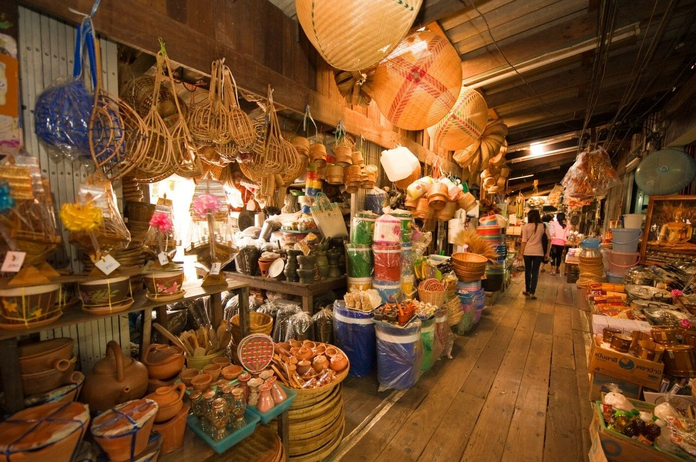 Top 5 Floating Markets in Bangkok | News by Thaiger