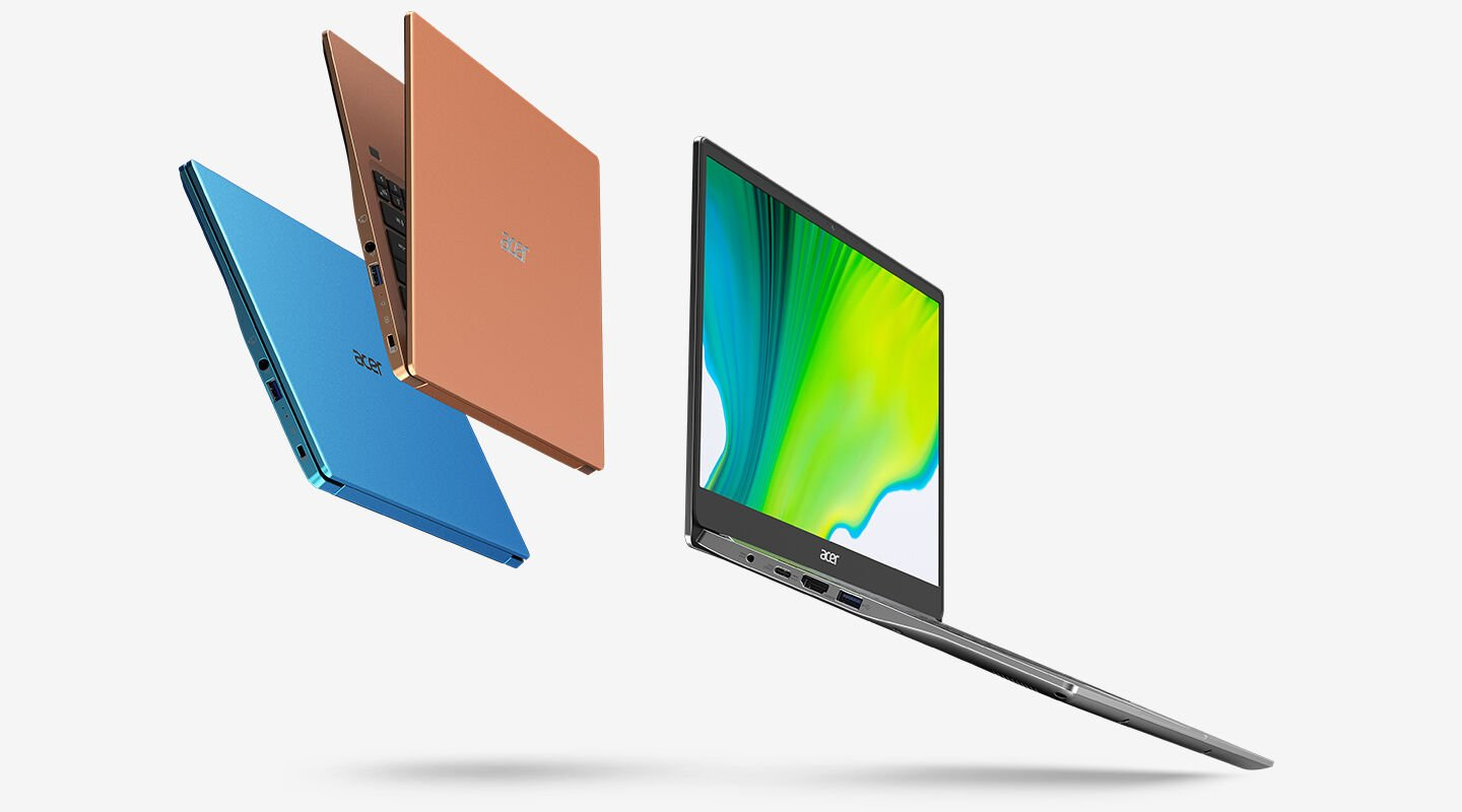 Acer Swift 3 - one of the best laptops in 2021