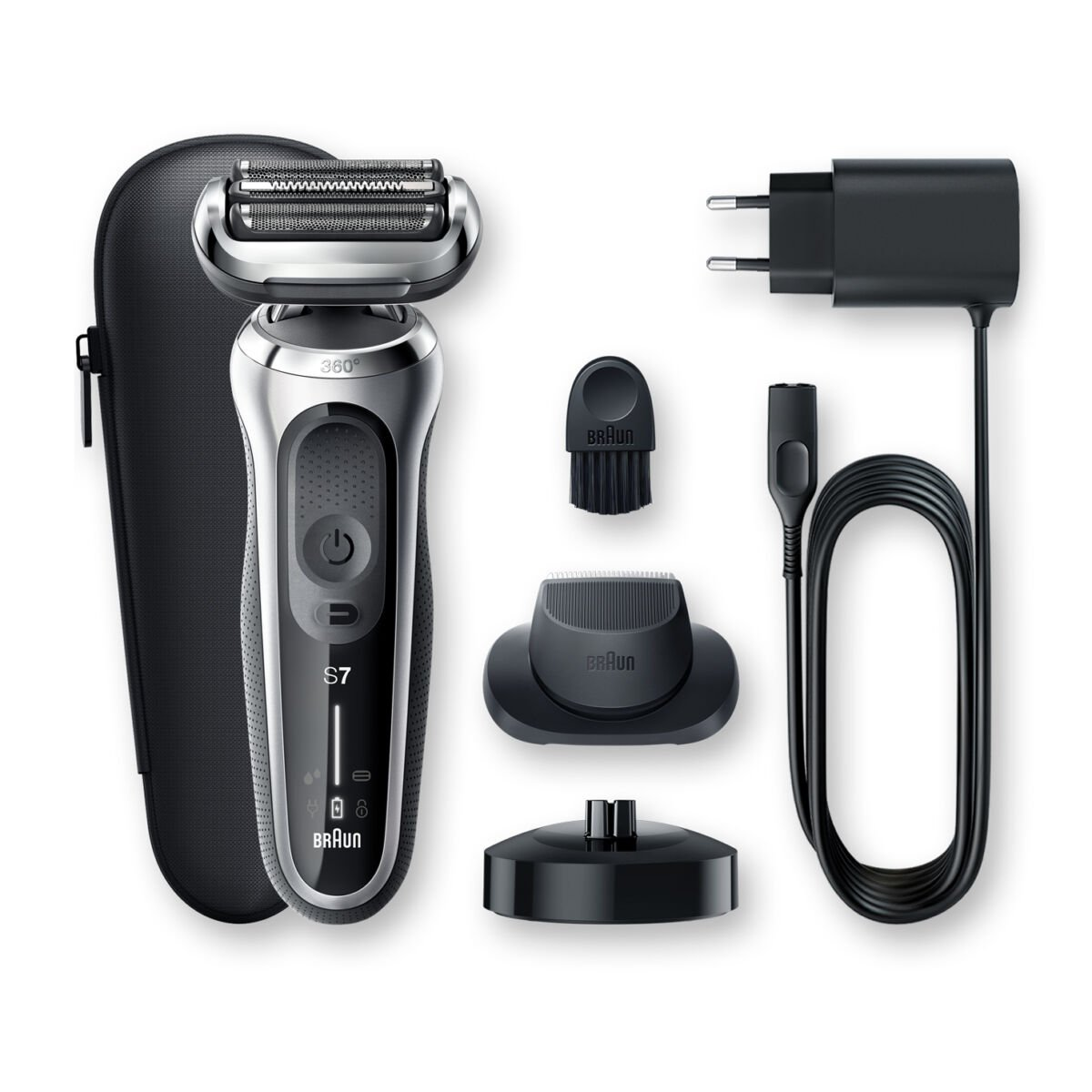 Braun Series 7 70-S4200CS - One of the best electric shavers