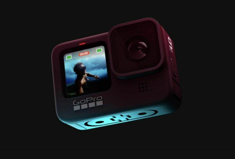 GoPro Hero 9 Black - One of the best digital cameras