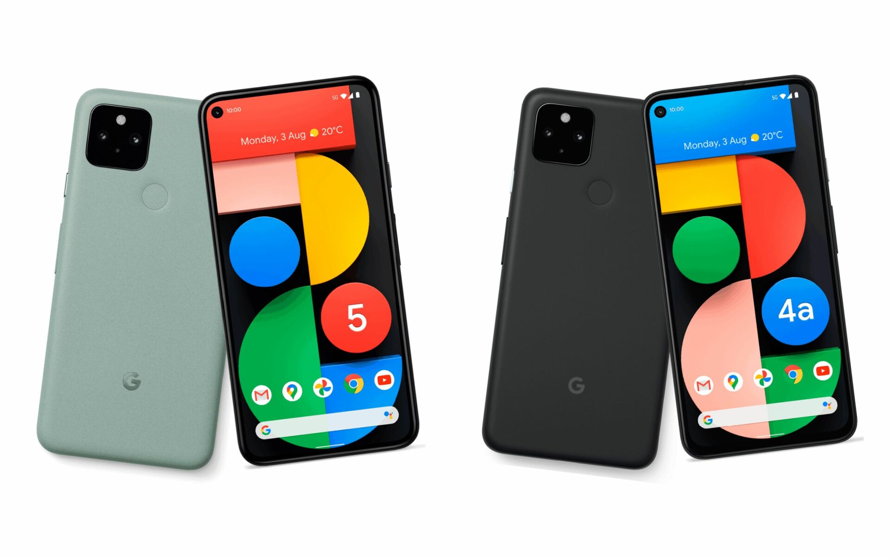 Google Pixel 4a 5G - One of the best smartphones