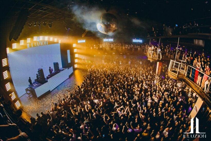 Illuzion - the best nightclub in Phuket