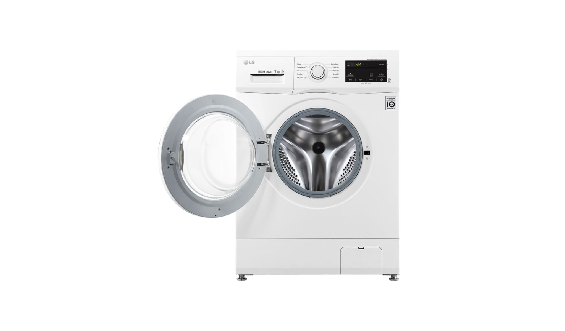 LG FM1207N6W - one of the best washing machines