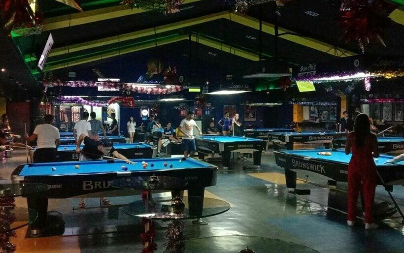 Legends Pool & Sports Bar