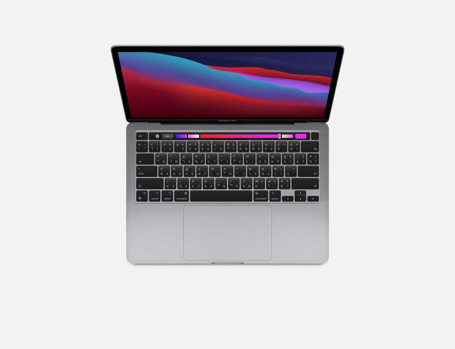 MacBook Pro 13 (M1, 2020) - one of the best laptops for creativity