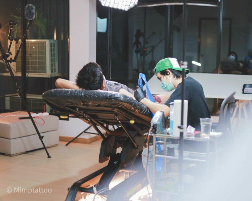 Mimp Tatoo - tattoo parlours