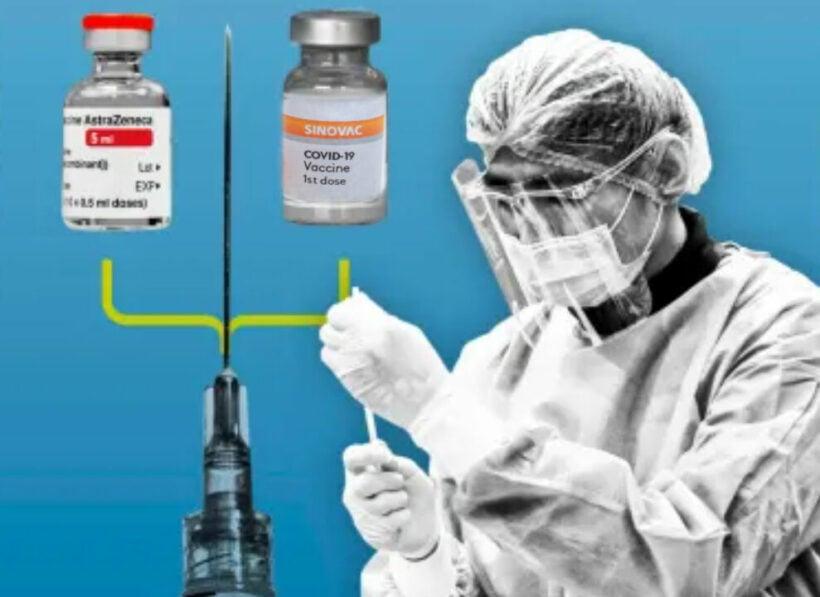 Autopsie an der Frau durchgeführt die den Sinovac-Impfstoff mit AstraZeneca mischte. Hier das Ergebnis