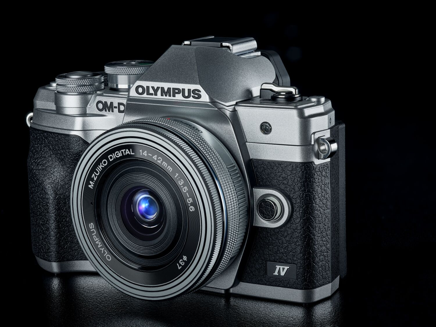 Olympus OM-D E-M10 Mark IV - one of the best digital cameras