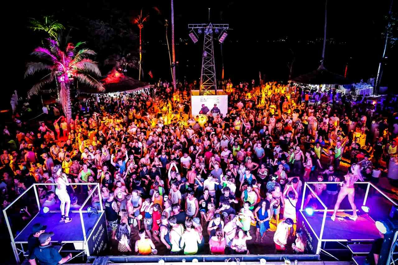 Paradise Beach - one of the best nightclubs in Phuket