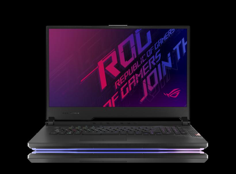 ROG Strix SCAR 17 G532 - gaming laptop