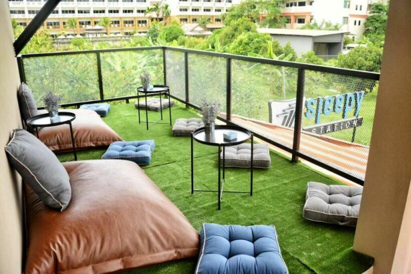 Sleepy Station - One of the best hostels in Phuket