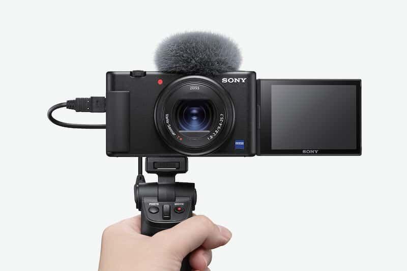 Sony ZV-1 - One of the best digital cameras