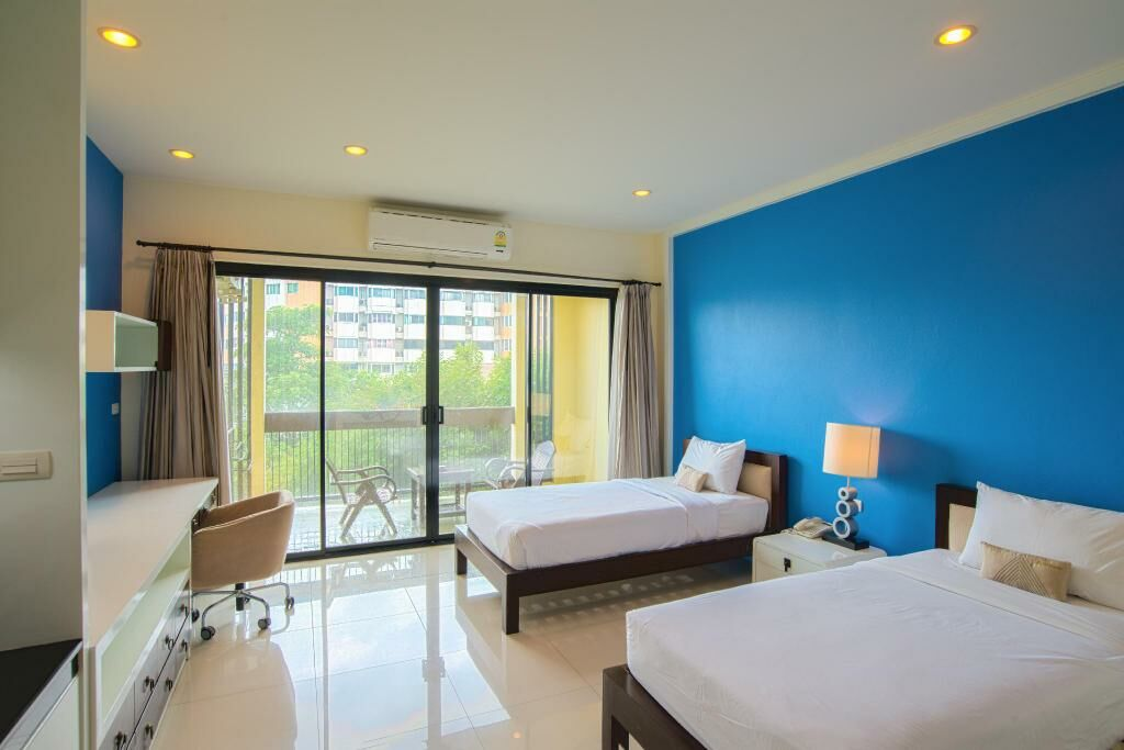 The Empire Residence - affordable hotels