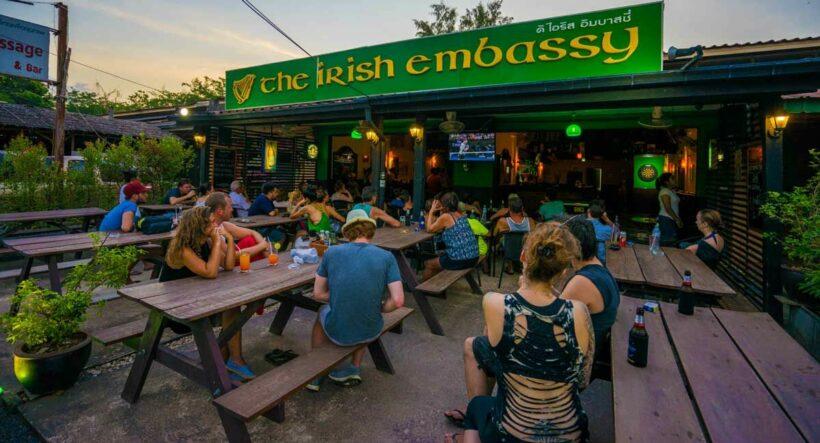 The Irish Embassy