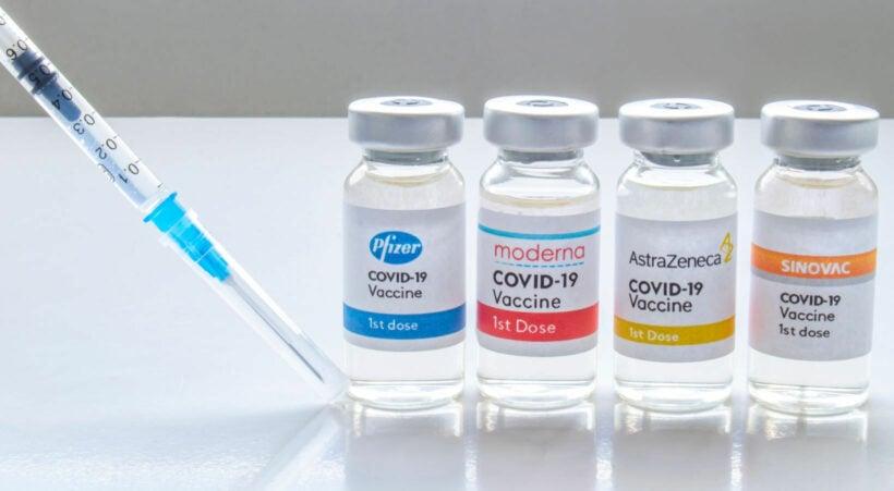 Thailand: Mehr als 600 Vollständig geimpfte medizinische Mitarbeiter wurden eine Covid-19-Infektion diagnostiziert und einer starb