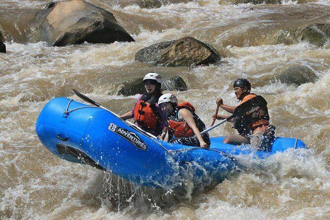 Whitewater Rafting Tour - Adventure tour