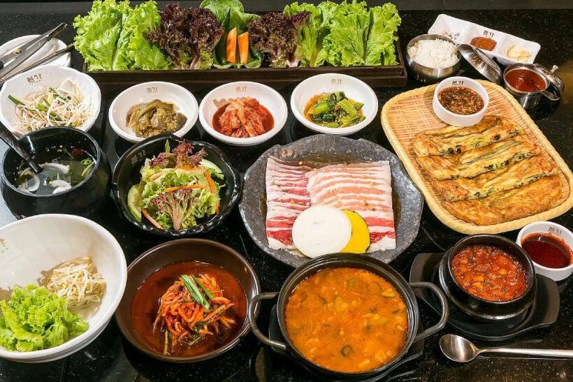 Top 5 Korean Restaurants in Bangkok | News by Thaiger