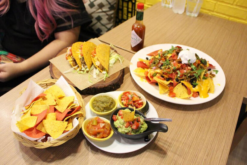 Bangkok's Top 5 Mexican Restaurants with Delivery | News by Thaiger