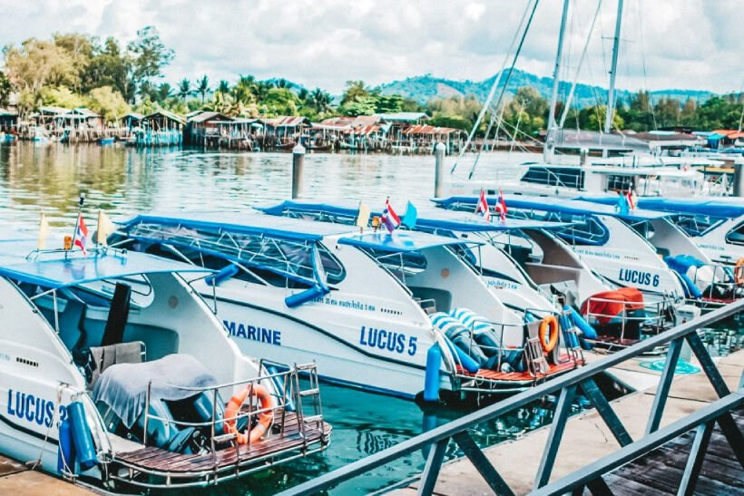 Tour Phuket's Islands with 5 Star Marine | News by Thaiger