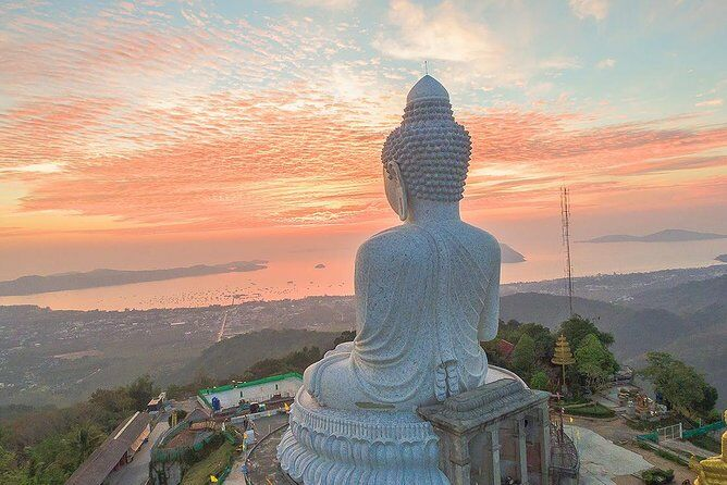 Big Buddha Phuket - Phuket Island and City Tour. Photo via Viator - Phuket Day Tours
