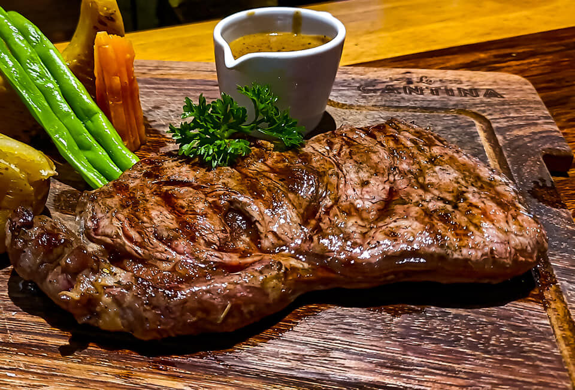 La Cantina Steak House & Pizzeria - best steakhouses1