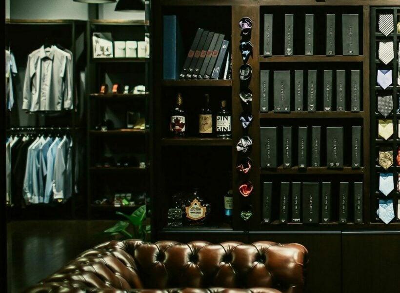 Parrish Jones - suit tailor