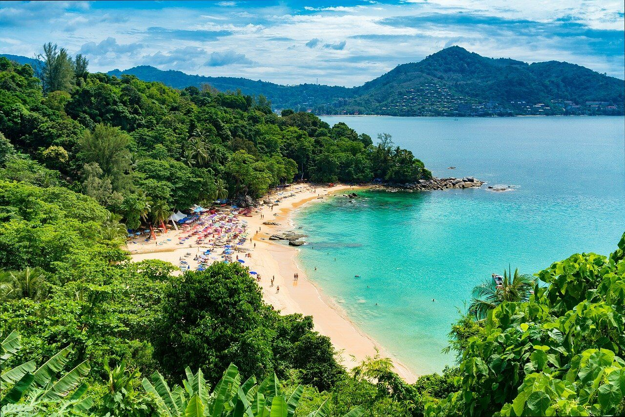 Most romantic places in Thailand