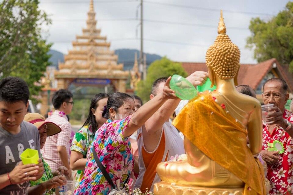 Everything you need to know about Songkran   News by Thaiger