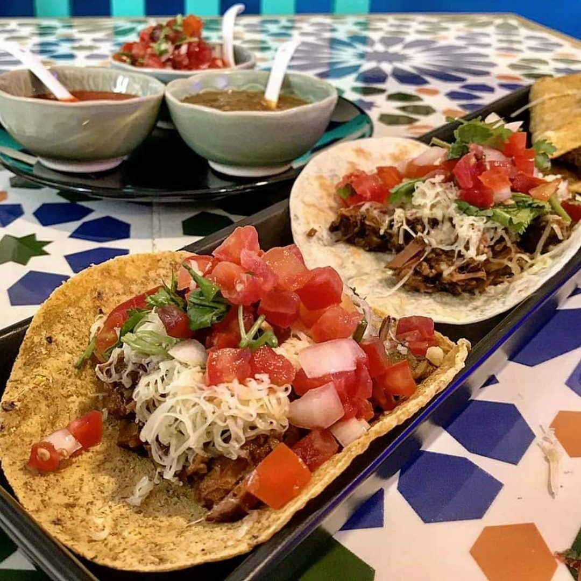 Taco Taco Pattaya - best mexican restaurant