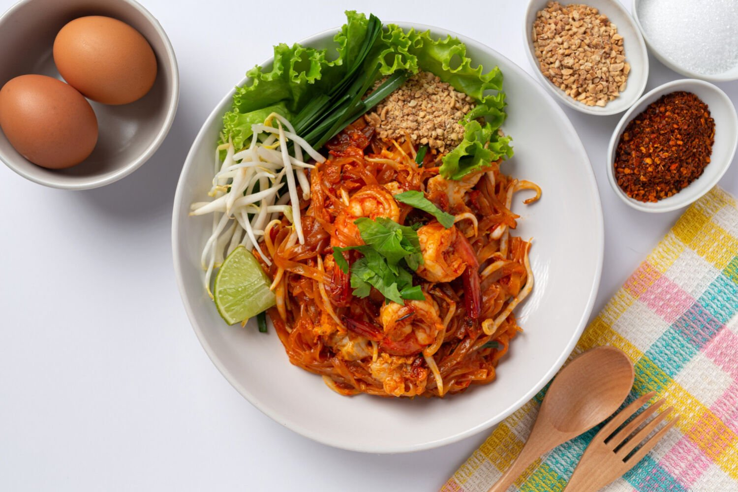 Thai food - pros and cons of living in Thailand