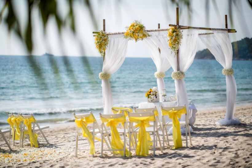 Top 5 Wedding Planners in Phuket   News by Thaiger