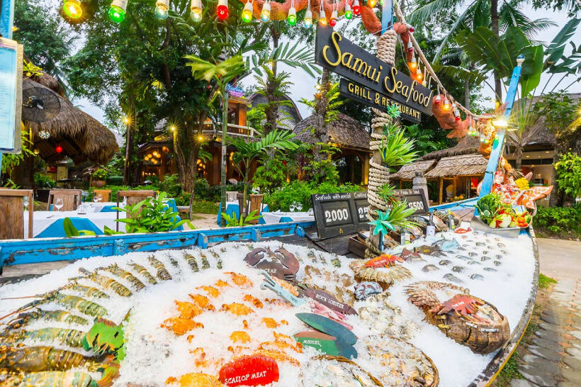 5 Best Seafood Restaurants in Koh Samui   News by Thaiger