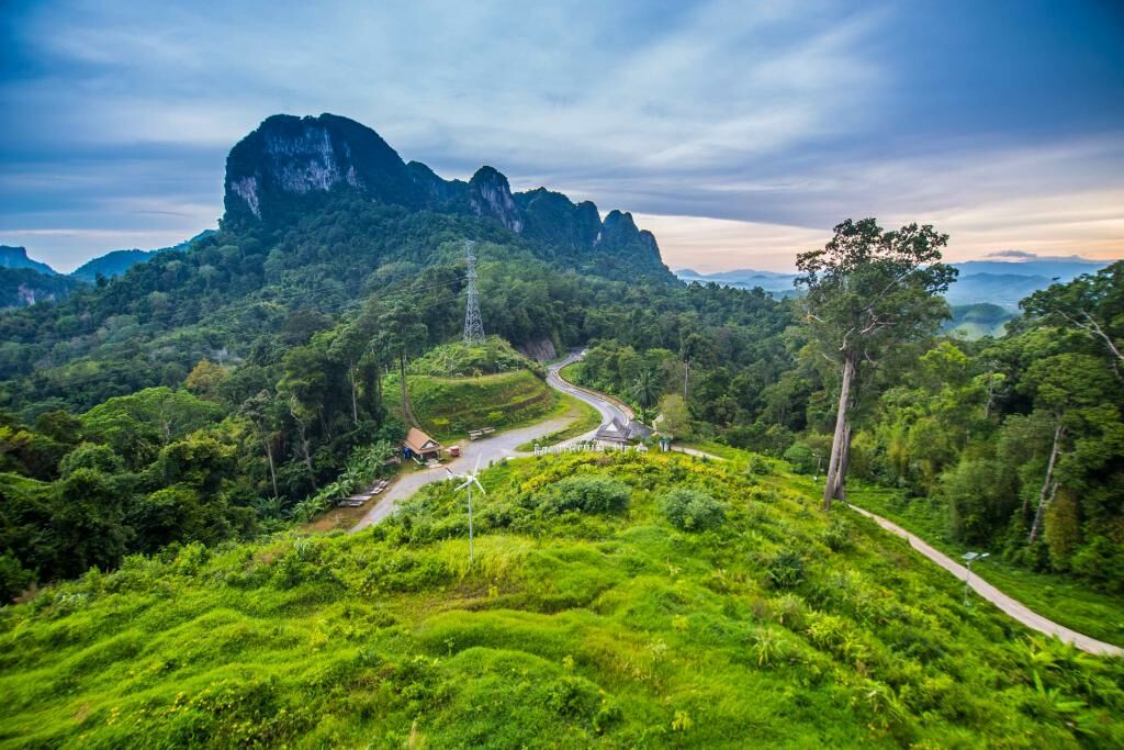 Most famous viewpoints in Phang Nga | News by Thaiger