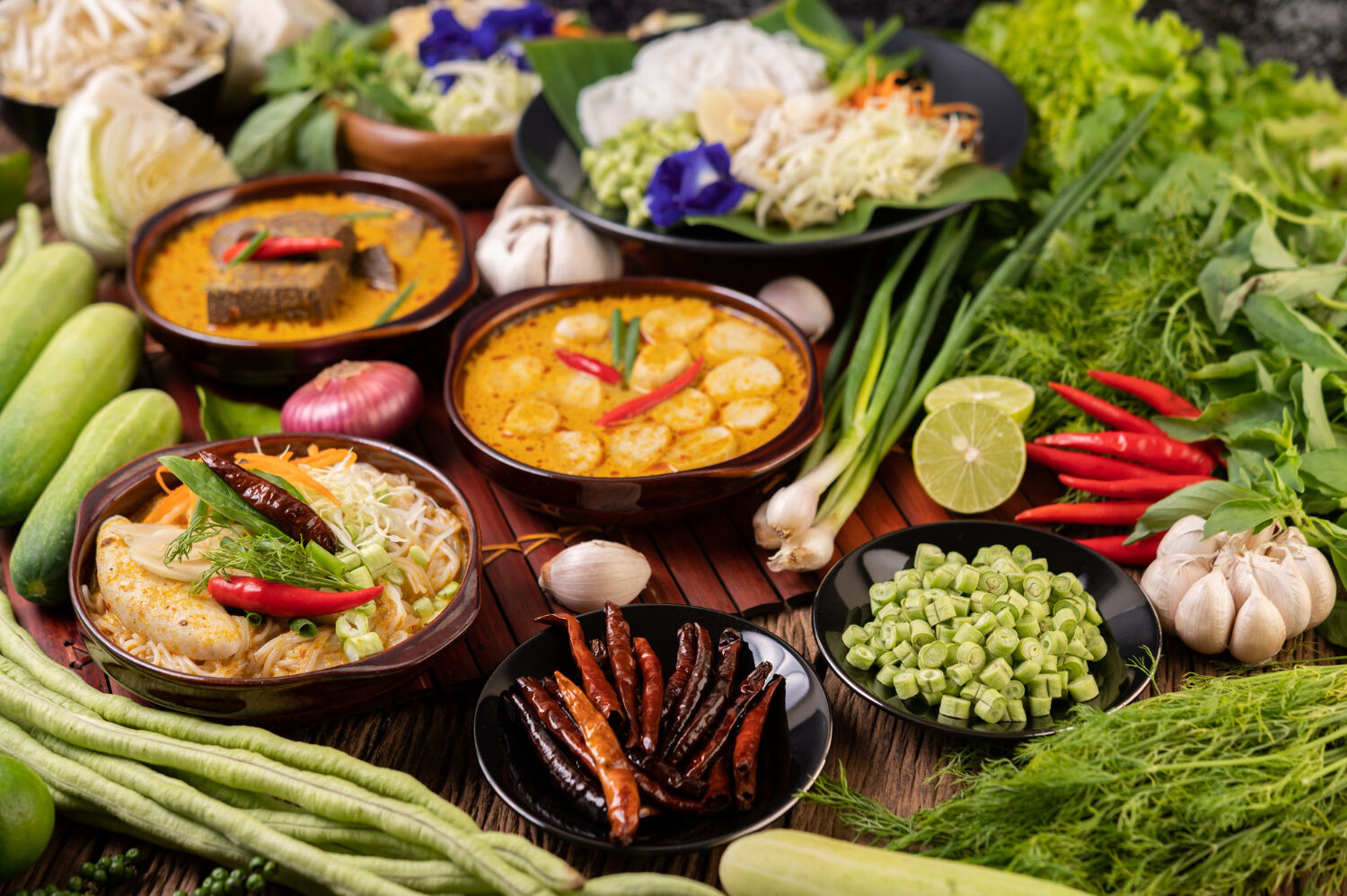 Everything you need to know about Thai food   News by Thaiger